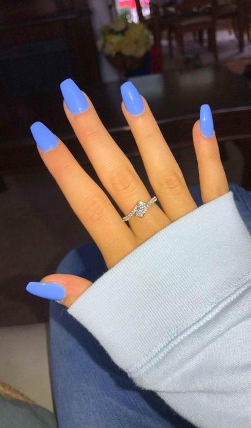 Summer Nails Colors Acrylic Coffin Coffin Nails Acrylicnails In 2020 Acrylic Nails Coffin Short Pretty Acrylic Nails Simple Acrylic Nails