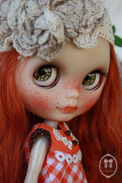 Custom Commissions Blythe Doll. | Flickr - Photo Sharing!