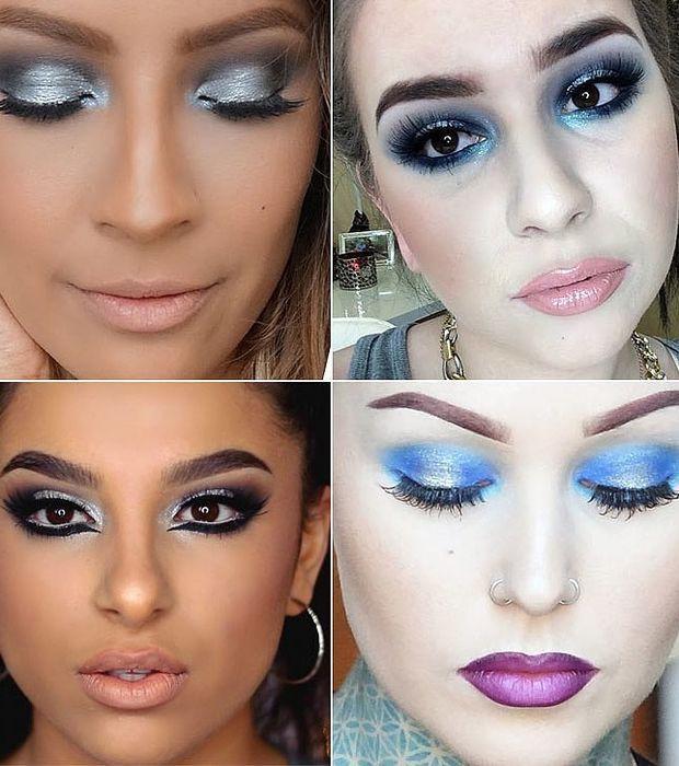 3 tendances beauté adoptées par les stars du web : Femme