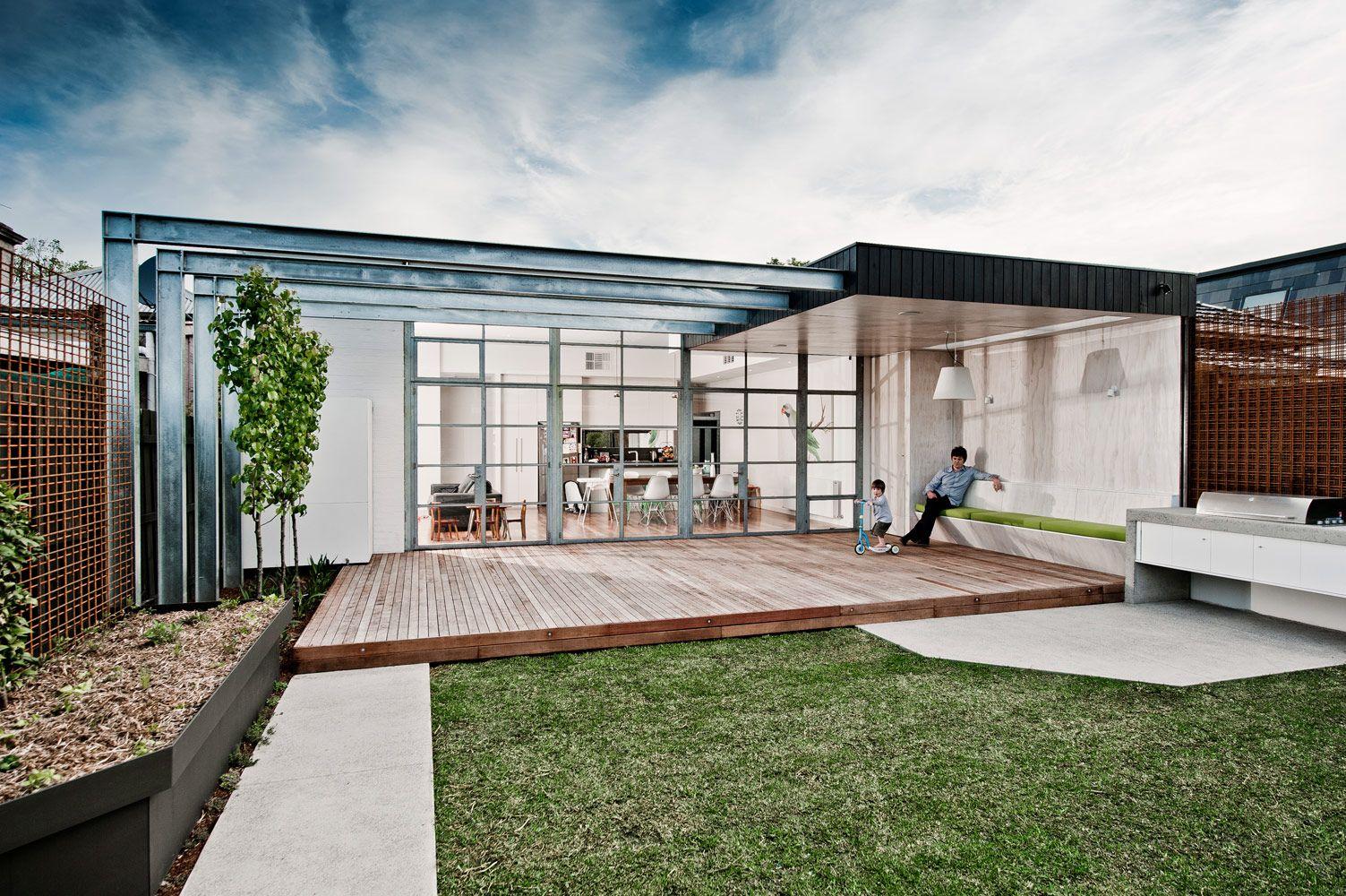 Fitzroy North Residence Dan Gayfer Design Residential