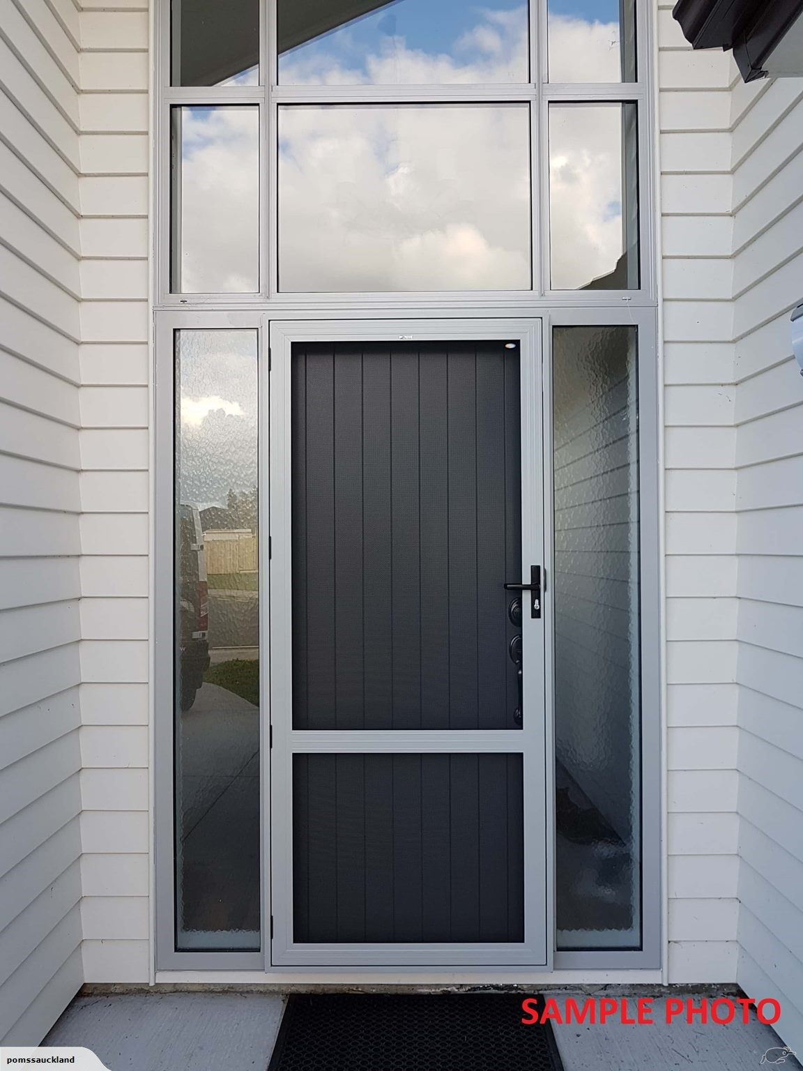 Security Door Crimsafe Brand Trade Me Security Door Building Renovation Doors