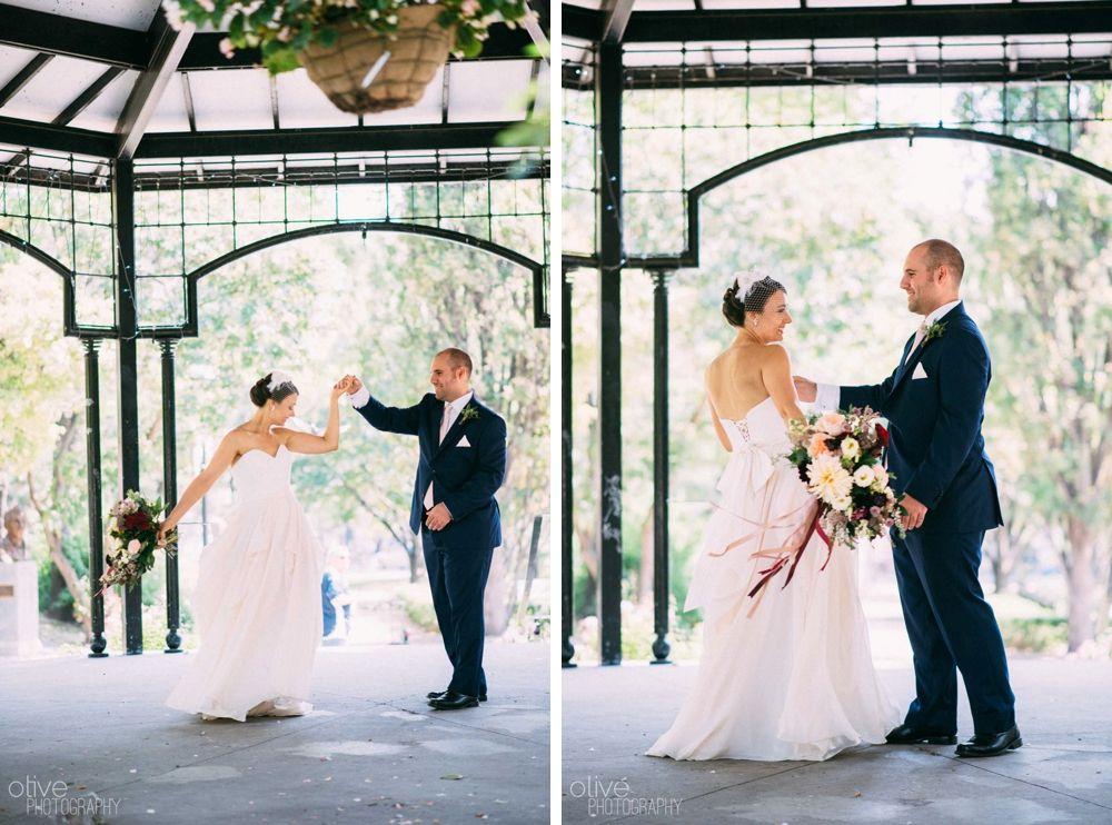 Canoe Restaurant Wedding - Olive Photography