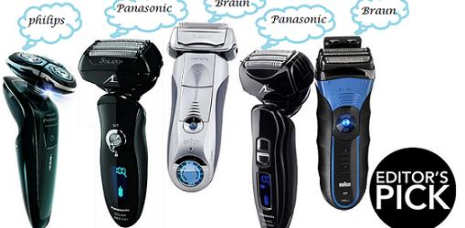 top ten electric shavers