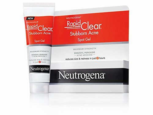 3 Stars Neutrogena 10 Benzoly Peroxide Product This Is A Good