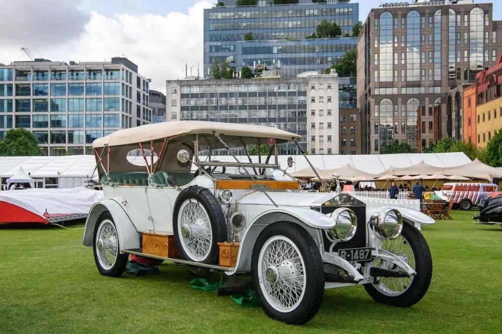 1912 Rolls Royce Silver Ghost Nellie Bugatti Veyron Super Sport Rolls Royce Bugatti Eb110