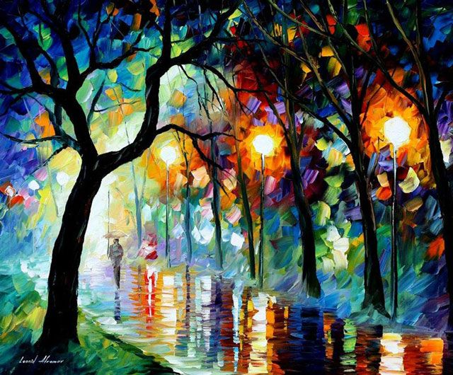 Beautiful-Oil-Paintings-by-Leonid-Afremov-using-palette-knife-(11 ...
