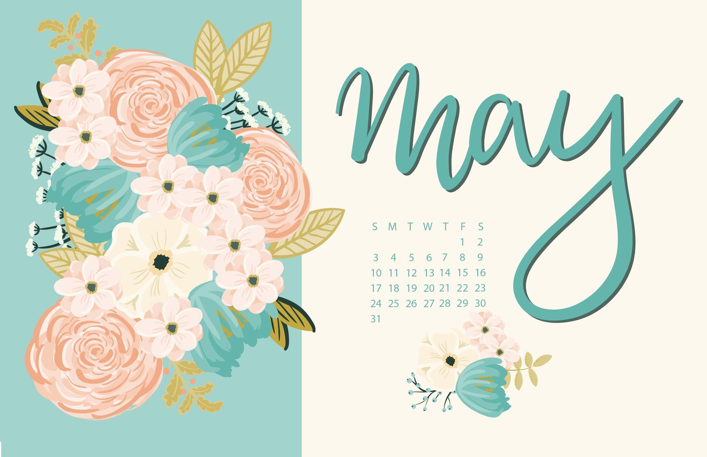 May 2020 Calendar Screensaver ...