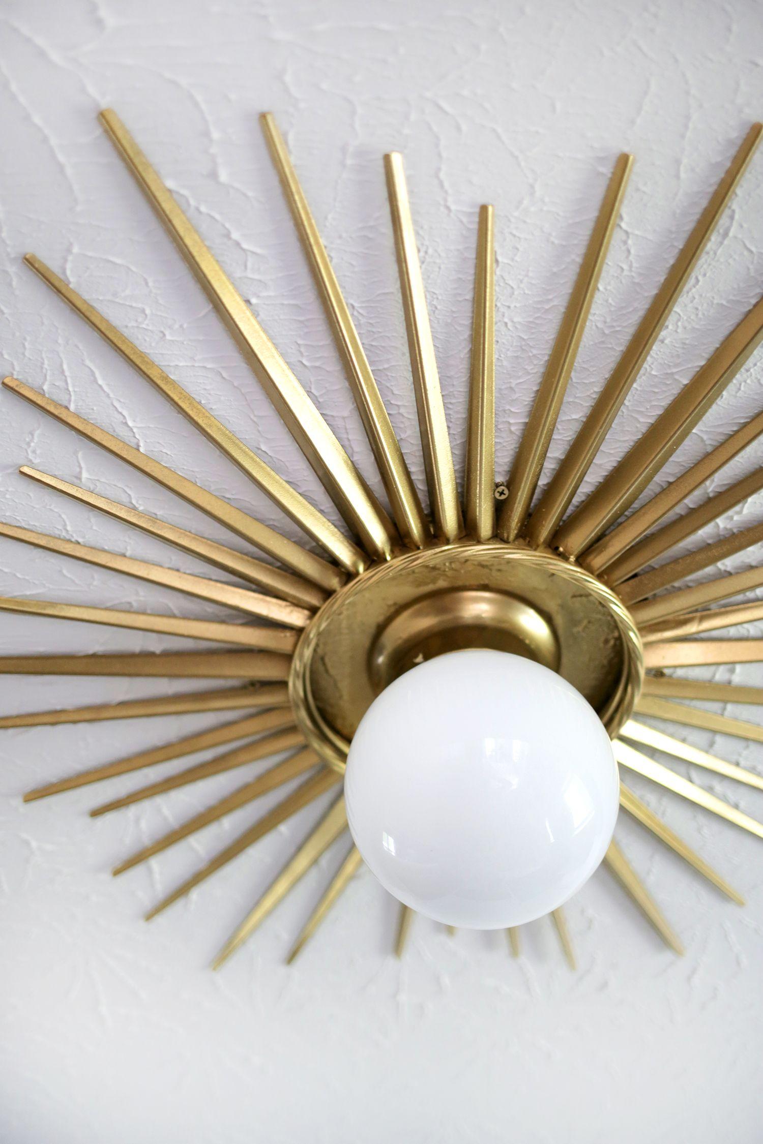 Diy Ceiling Medallion Ideas  Review Home Decor