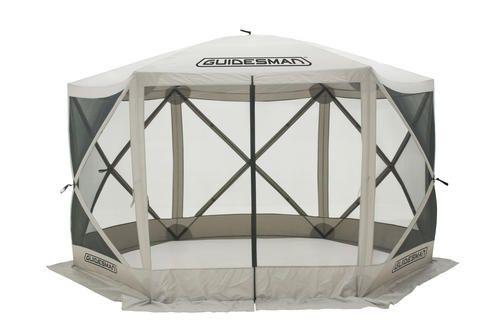 Guidesman 174 10 X 10 Portable Gazebo Camping Portable