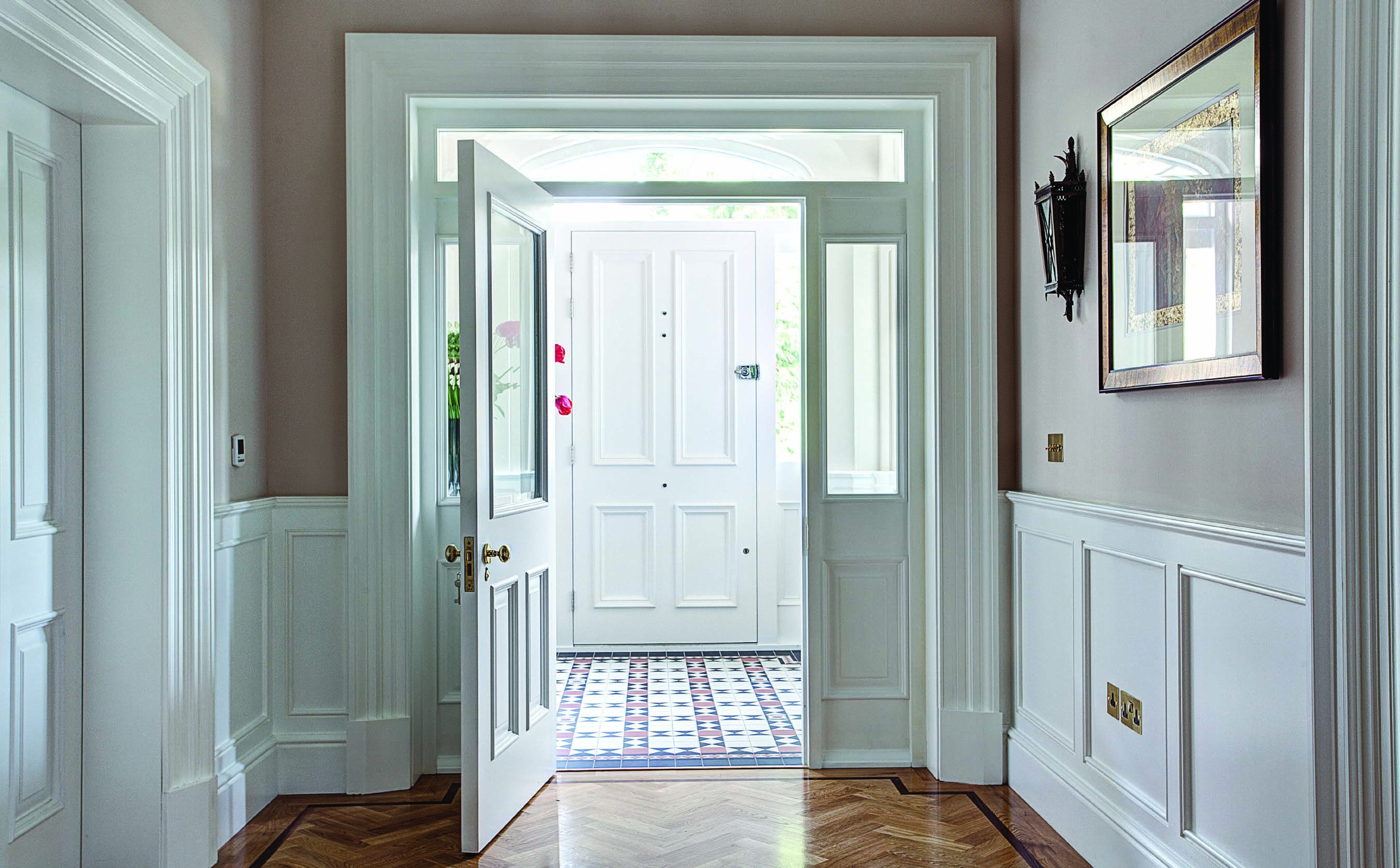 Woodmarque Bespoke Entrance Patio Doors Woodmarque Bespoke
