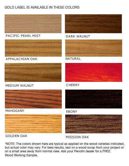 Wood Stain Colors Interior Interior Penofin Penofin Penetrating Oil Finishes And Wood Stain Staining Wood Wood Stain Colors Stain Colors