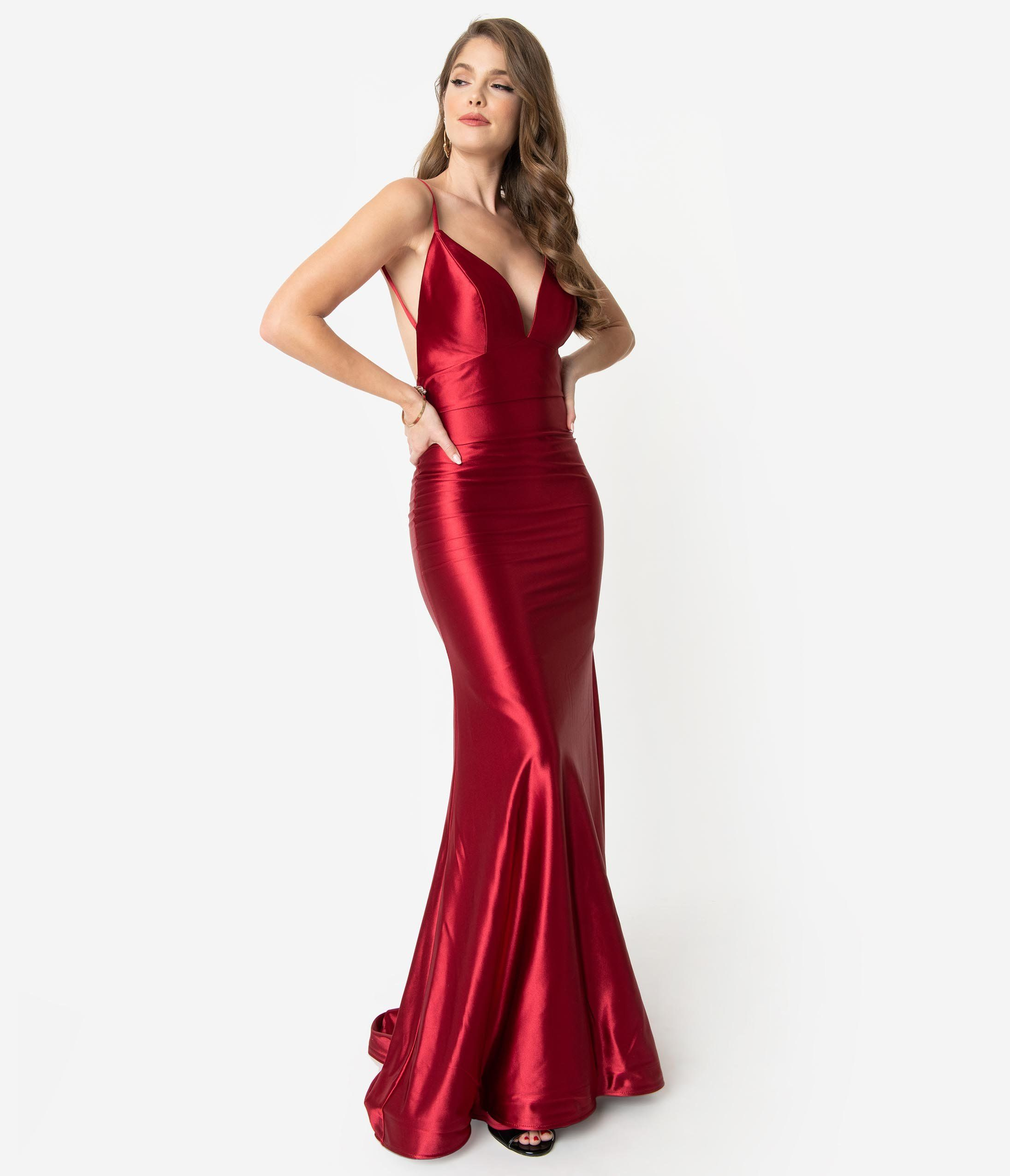 Old Hollywood Dresses 1930s 1940s 1950s Long Fitted Dresses Evening Dresses Prom Celebrity Cocktail Dress [ 2550 x 2190 Pixel ]