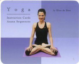 new yoga flash cards  asana instruction sequences  yoga