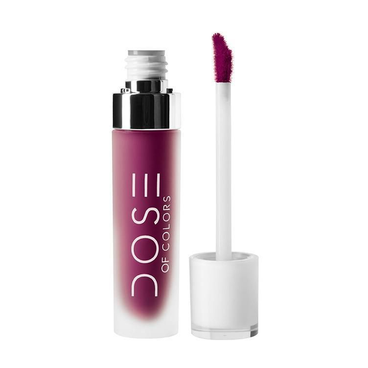 BERRY ME 2 – Dose of Colors Makeup Lips Pinterest
