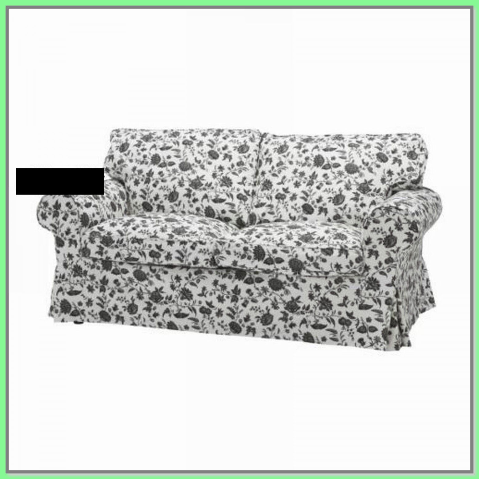 49 Reference Of Sofa Cover Black And White In 2020 Ektorp Sofa Cover Ektorp Sofa Bed White Sofa Bed