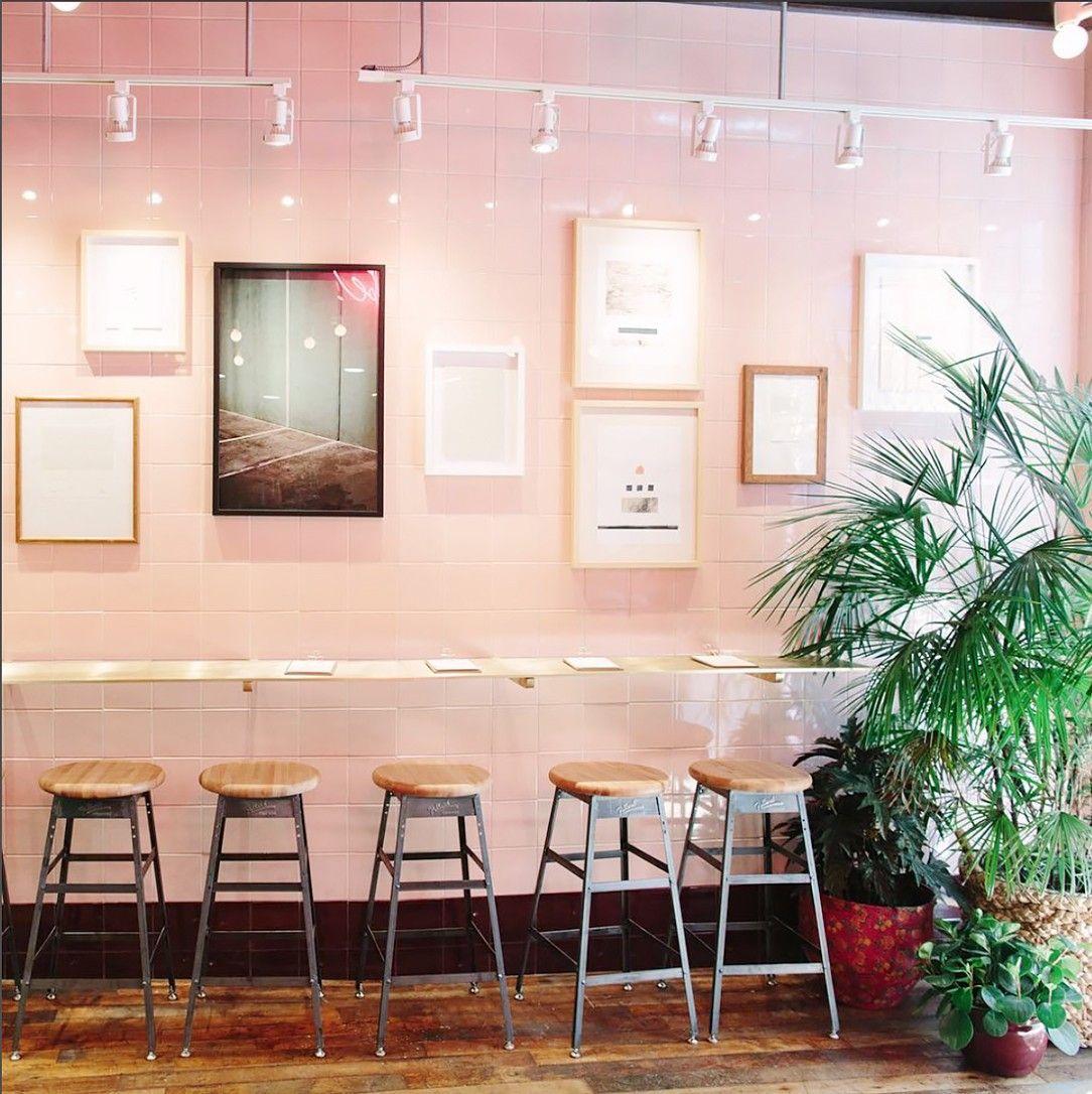 7 Creative Ways To Incorporate Art In A Small Space Tea Room Interior Alfred Tea Room Tea Room Decor