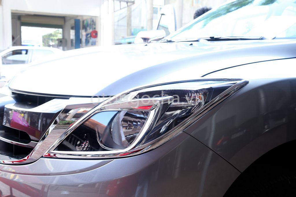 Viền đèn pha Mazda BT-50 2013 - 2014 - 2015 - 2016