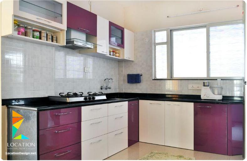 كتالوج صور مطابخ حديثة مطابخ مودرن مطابخ ريفية بسيطة لوكشين ديزين نت Kitchen Modular Kitchen Interior Kitchen Design