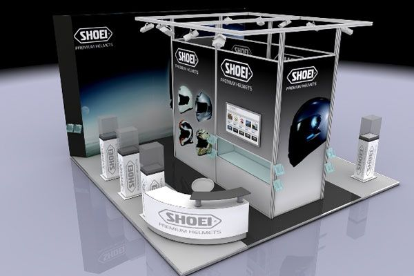 exhibition stand modular system