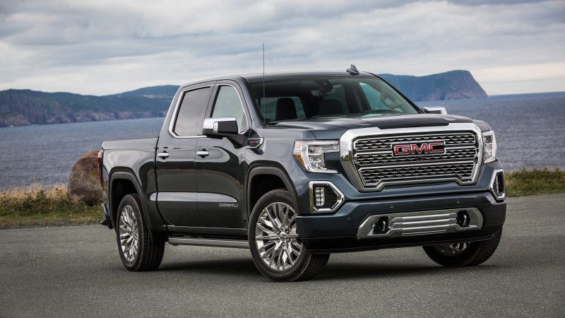 2019 Gmc Sierra First Drive Review Gmc Trucks Gmc Sierra Denali