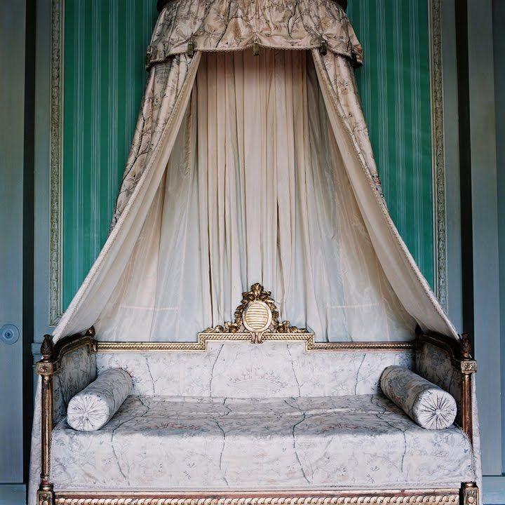 The elegant 18th-century interiors of Gunnebo Slott near Gothenburg, Sweden