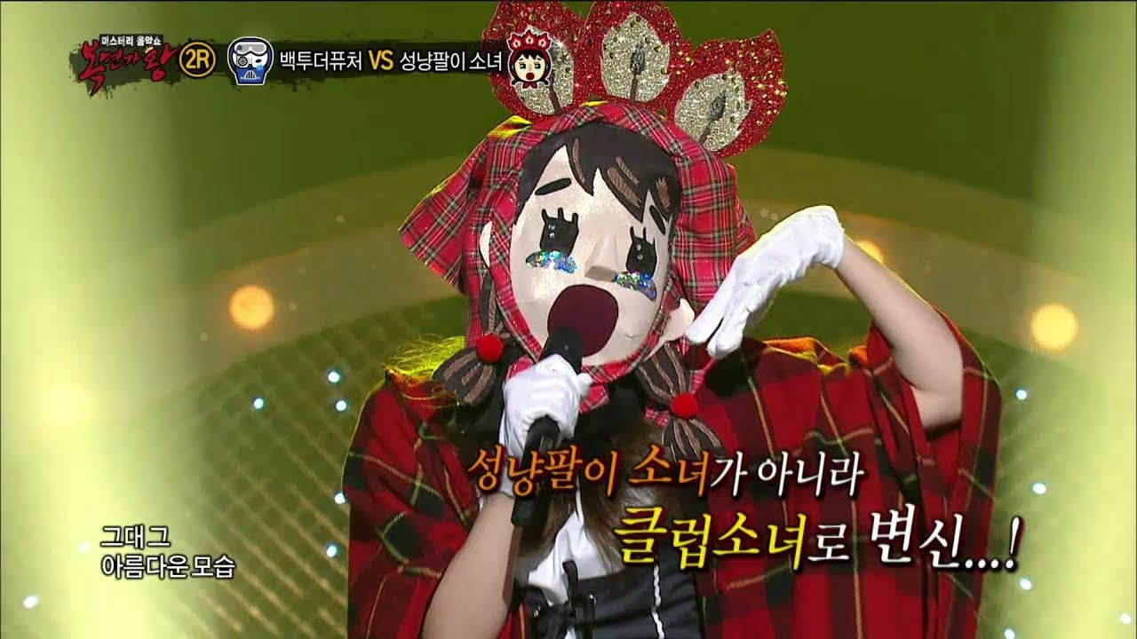 Image result for king of masked singer