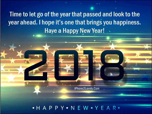 Happy New Year 2018 Quotes : QUOTATION U2013 Image : Quotes Of The Day U2013  Description Happy New Year 2018 Blessing Image Wishes Sharing Is Power U2013  Donu0027t Forget ...