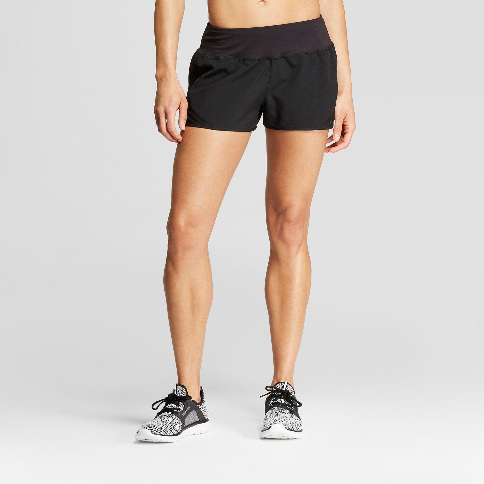 319f03c4c0a5 Women s Premium Run Shorts - C9 Champion Black Xxl