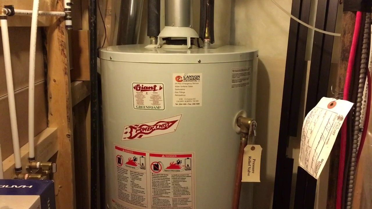 How To Drain Flush Fill A Hot Water Heater Water Heater Hot