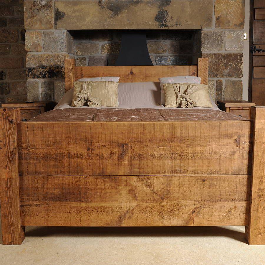 Solid Wood Bed Solid Wood Bed Wooden Bed Wood Beds