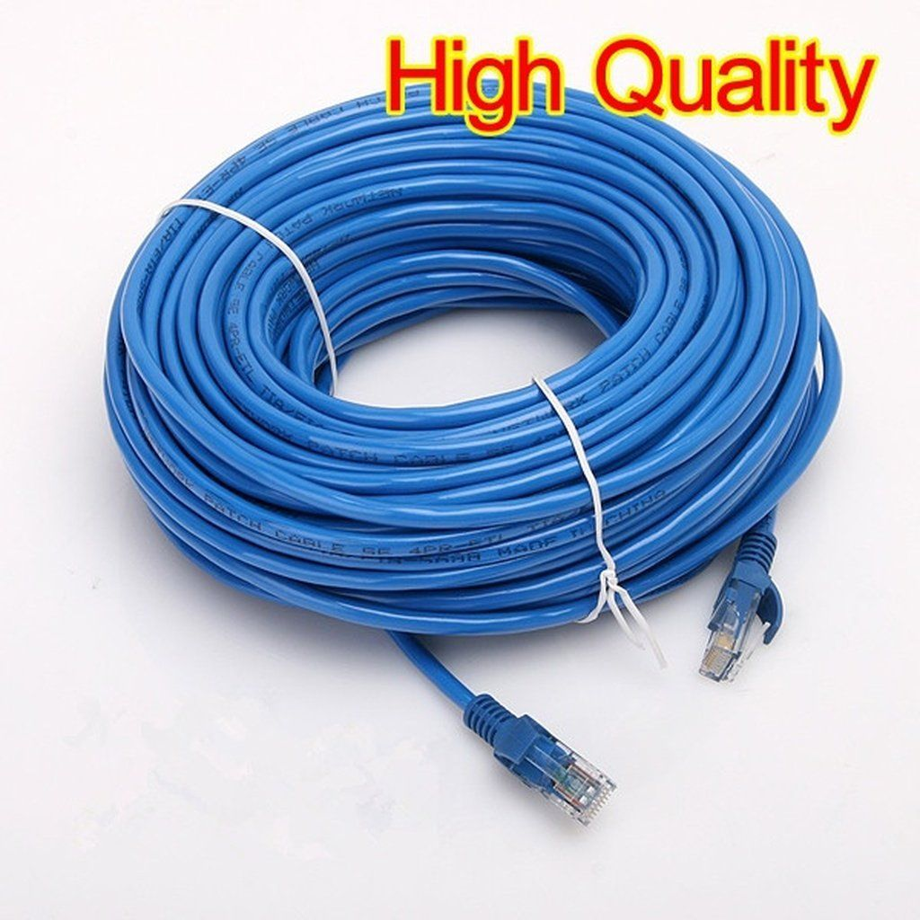 Cat5e Ethernet Internet Rj45 Lan Cable Cord Wire Male Connector How To Make Reticle