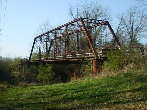 Lydia's Bridge near Greensboro is the site where a young woman in white flags down a passing car. She rides in the back seat as the driver takes her home. When he opens the door to let her out, he discovers she's vanished