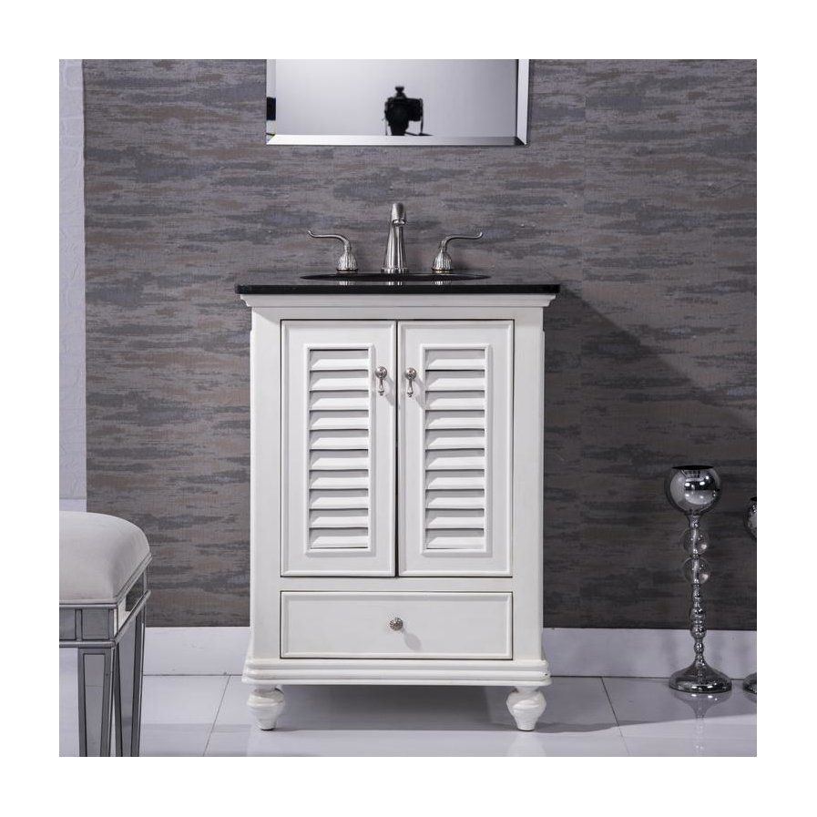 inch miraculous with on bathroom white mirror ace vanity single small sink entranching