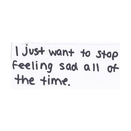 quotes about being sad tumblr