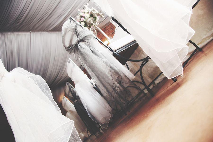 #romantic #wedding #decor, beautiful draping.