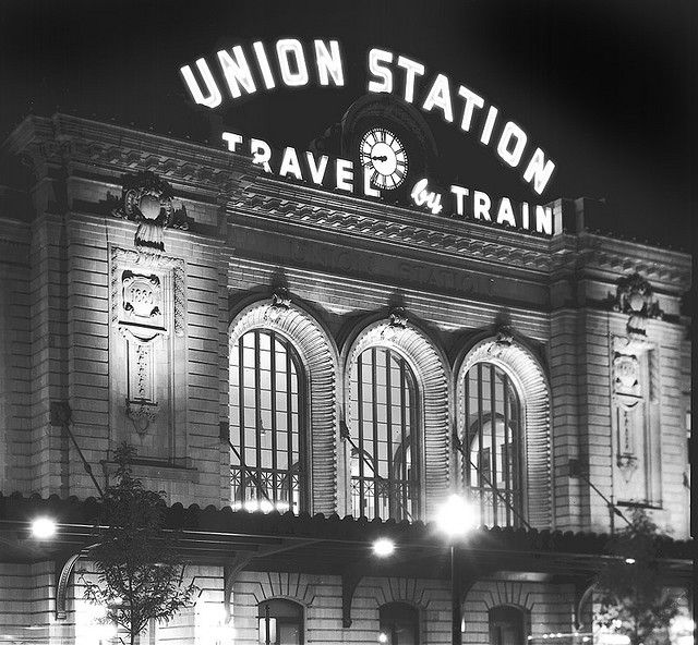Union Station - Travel By Train!