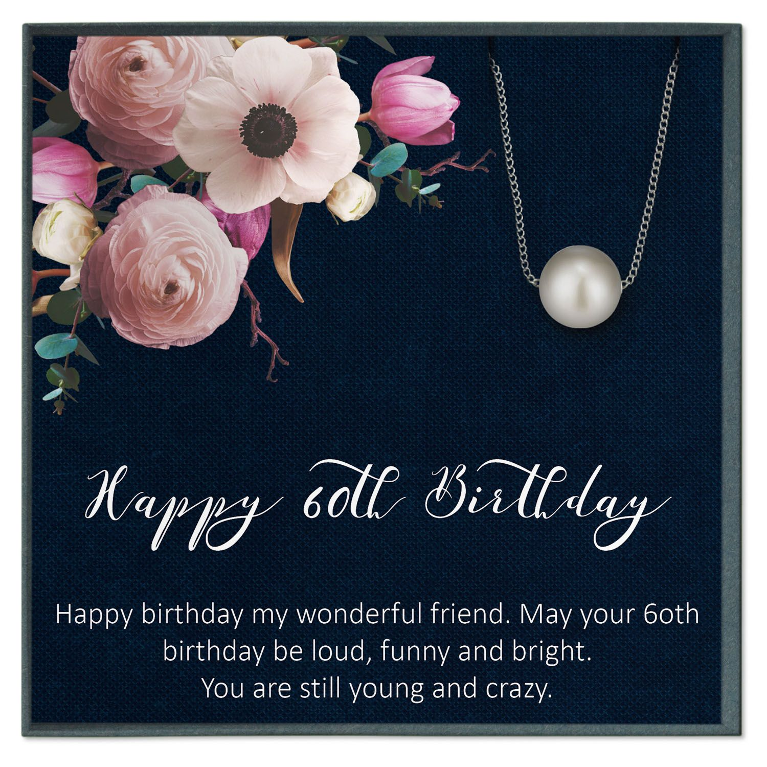 60th Birthday Gifts for Women Birthday Gift Ideas, 60th