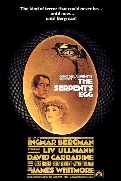 The Serpent's Egg (Ingmar Bergman, 1977)