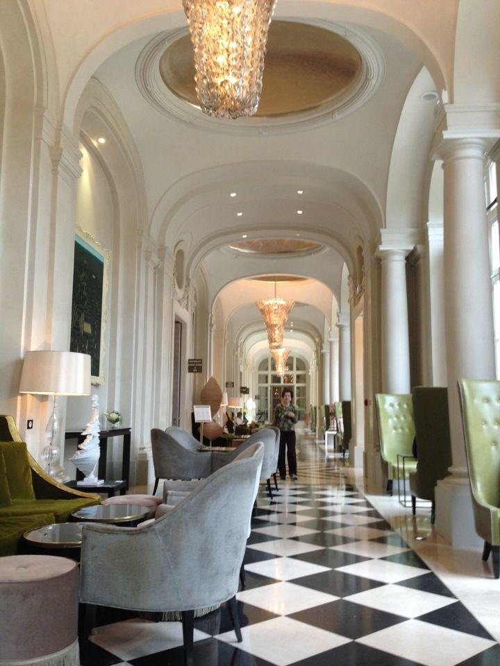 Trianon Palace Hotel Waldorf Astoria in Versailles