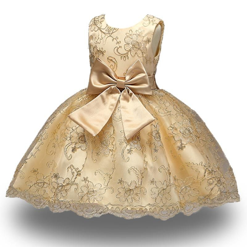 ca7cf2fc7c Shimmer in Gold Party Dress, Size 1-8 Yrs   Bluebells and Beaus ...