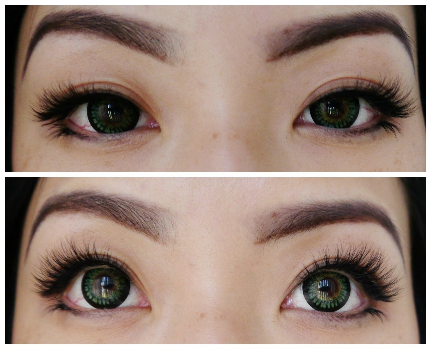 best natural false eyelashes for asian eyes | Eyelashes ...