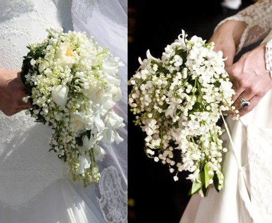 Bouquet mariage kate