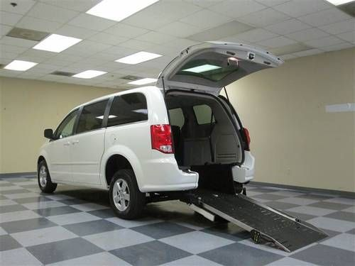 Wheelchair Van Vans Grand Caravan Van For Sale