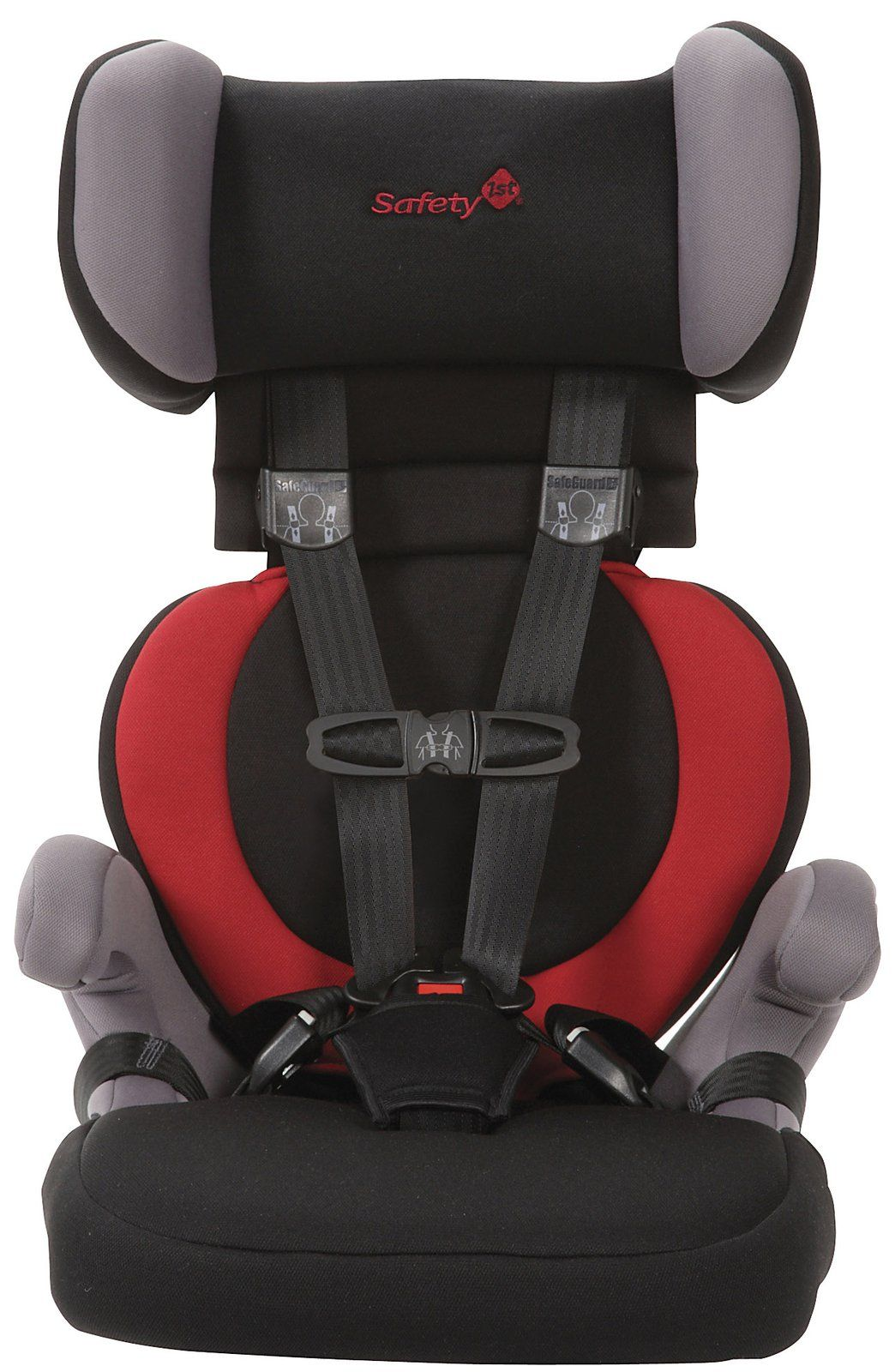 Safety 1st Go Hybrid Booster Car Seat Good Portable Harness Carseat Option