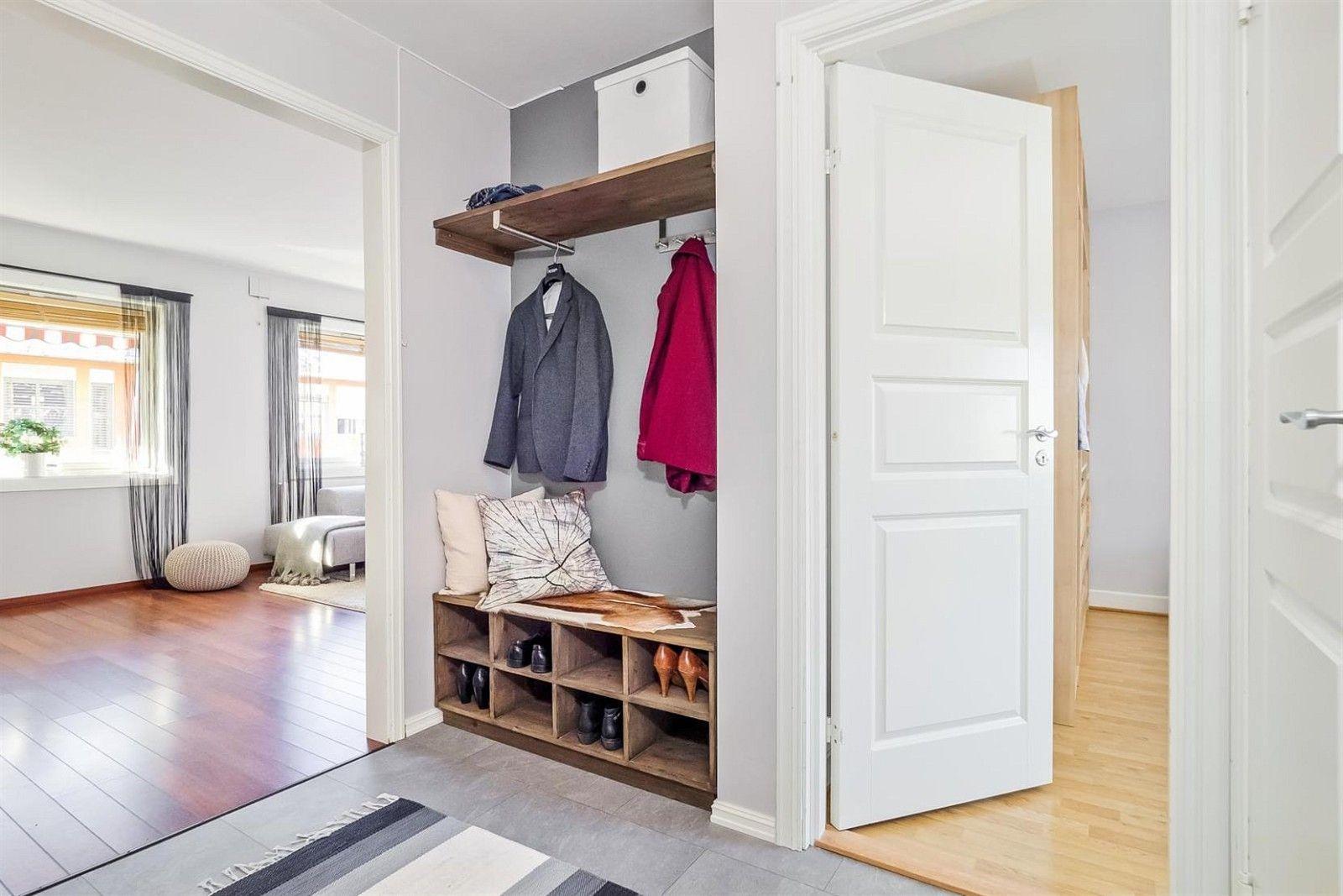 FINN – HAMAR SENTRUM - Delikat leilighet i 2.etasje med balkong.