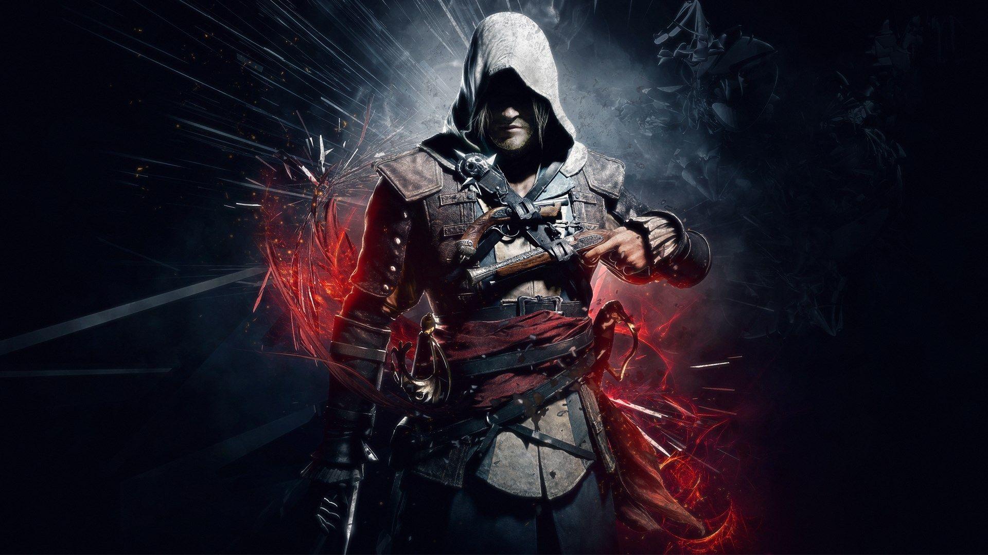 1920x1080 Assassins Creed Desktop Wallpaper Hd Pics Jpg 318 Kb Assassin S Creed Wallpaper Assassins Creed Black Flag Gaming Wallpapers