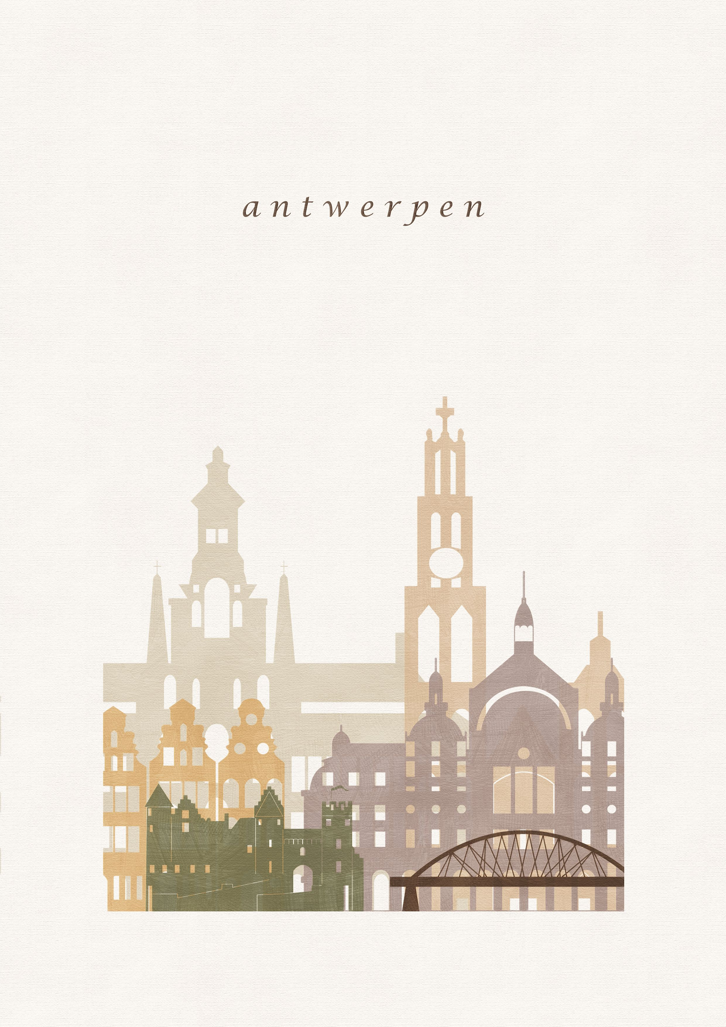 Antwerp Map Print Wall Art Black And White Prints Digital Etsy In 2020 Trendy Wall Art Travel Pictures Map Art