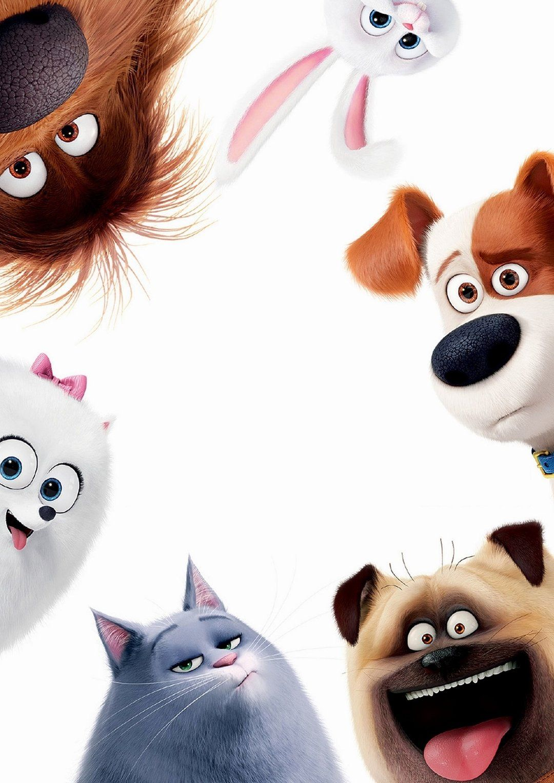 The Secret Life Of Pets Poster Gamemerch Posters Em 2020 Rapunzel Desenho Papel De Parede Fofo Disney Vida Secreta Dos Animais