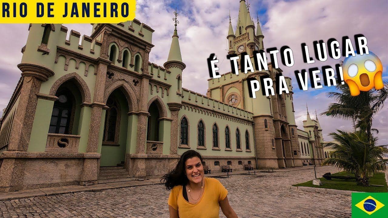 Pin de Géssica Luiza em Viagem em 2020 Rio de janeiro