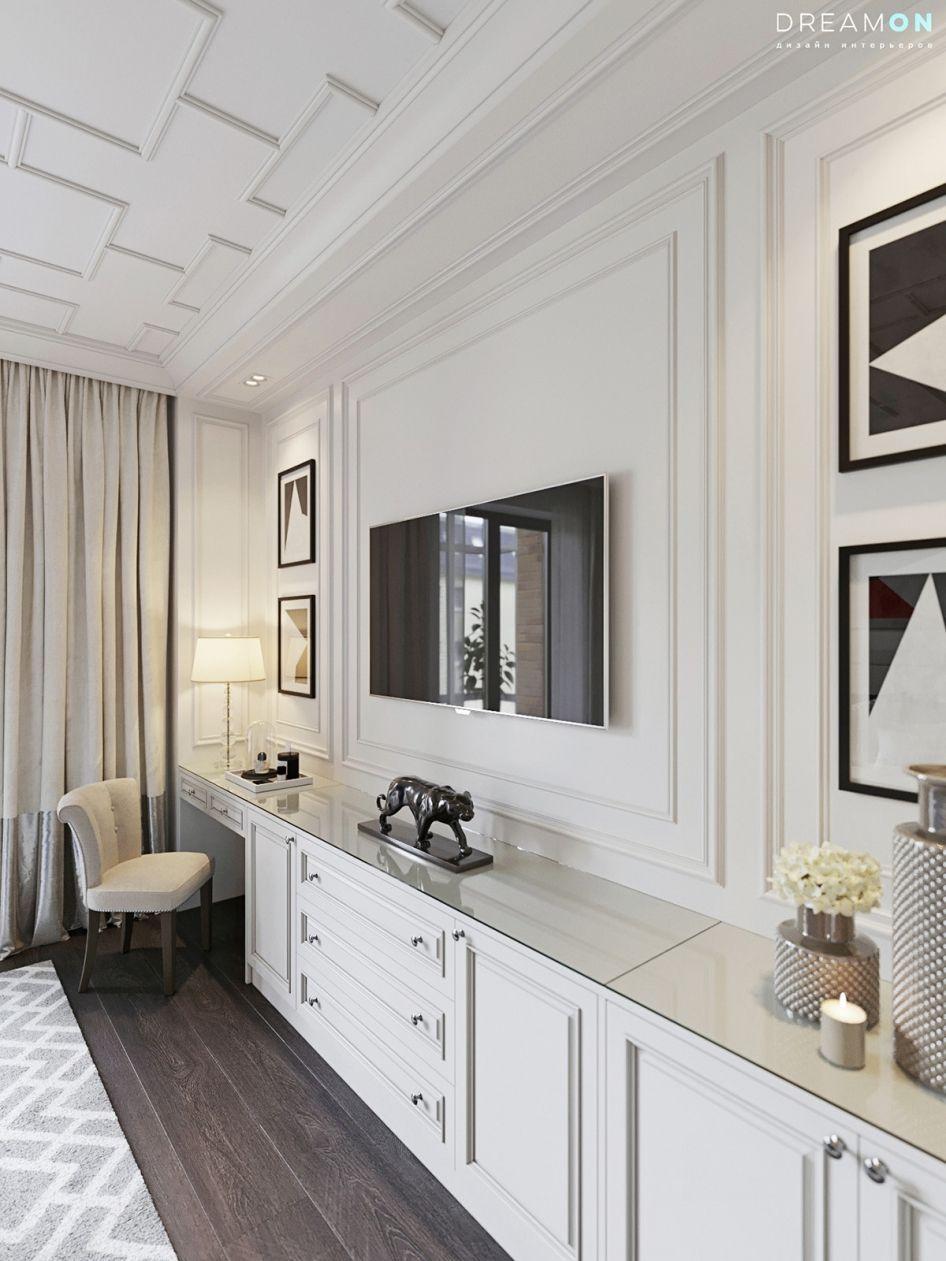 Master bedroom - Галерея 3ddd.ru   Интерьер / Молдинги   Pinterest ...